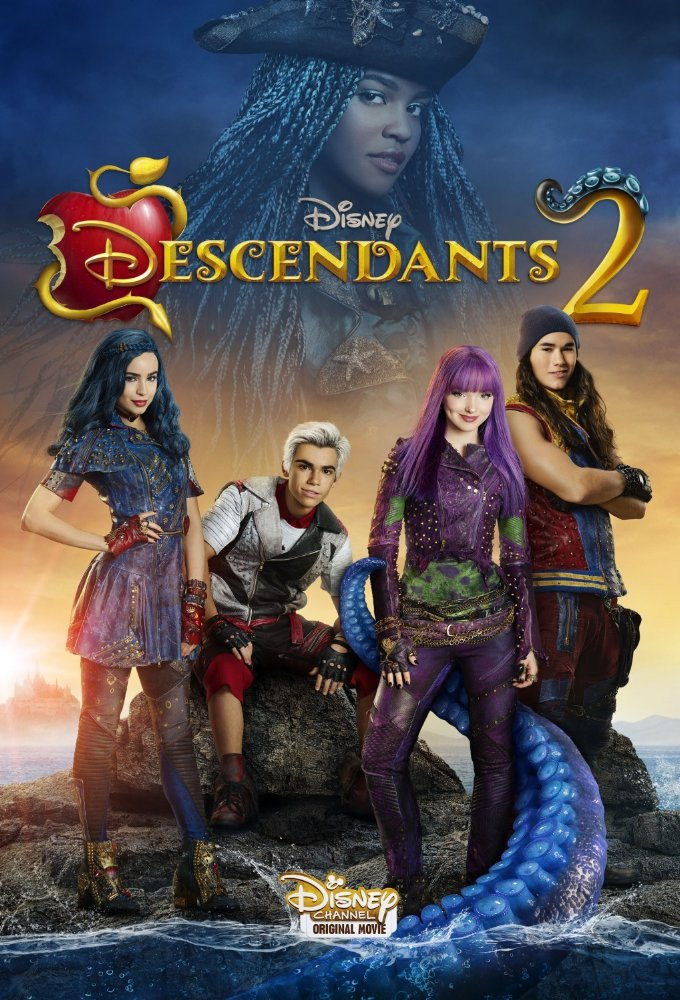 Descendants 2 2017 DVDRip X264-iNFiDEL