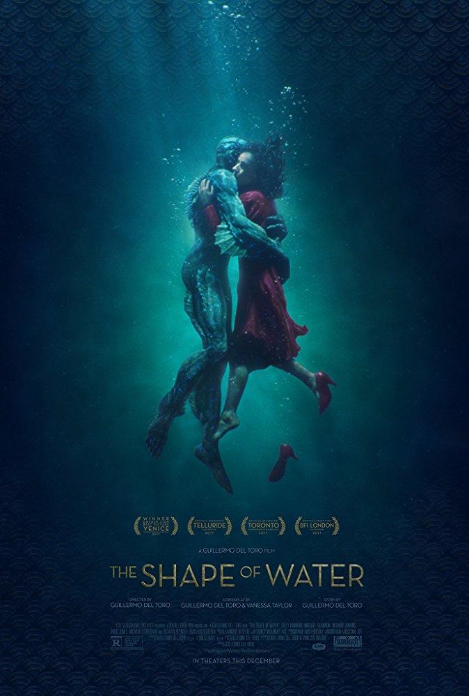 The Shape of Water 2017 720p BluRay H264 AAC-RARBG