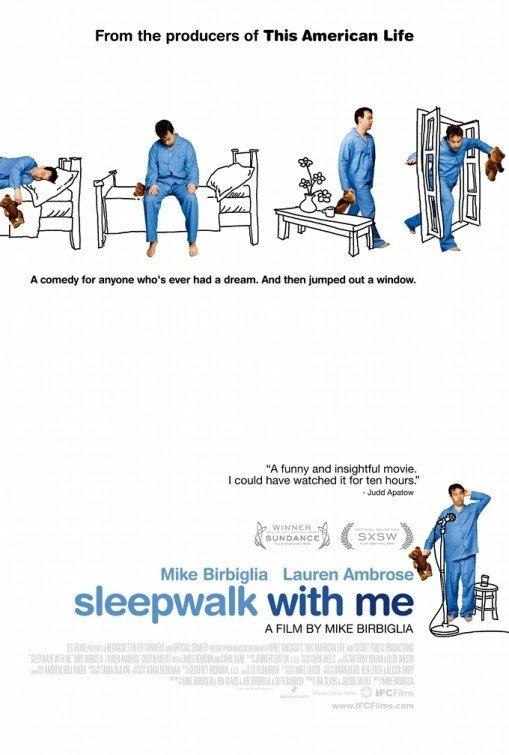 Sleepwalk with Me 2012 BRRip XviD MP3-XVID
