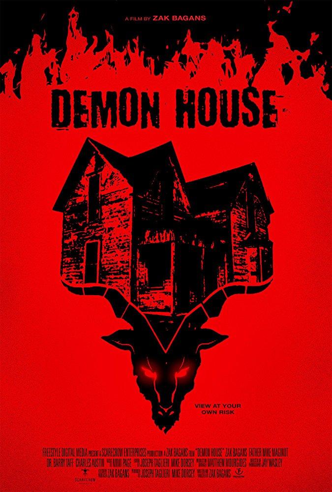 Demon House 2018 HDRip XviD AC3-EVO