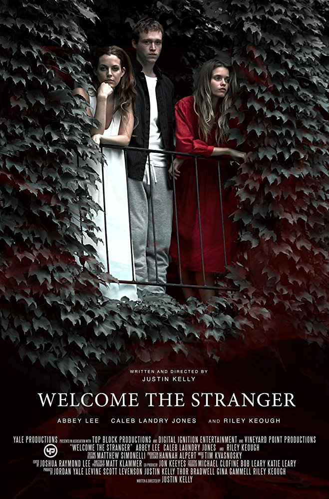 Welcome the Stranger 2018 HDRip XViD-ETRG