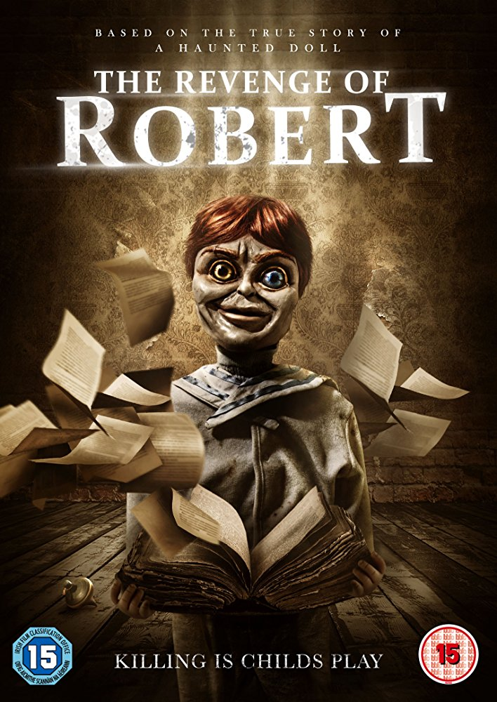 The Revenge of Robert 2018 720p WEB-DL DD5 1 X264-CMRG