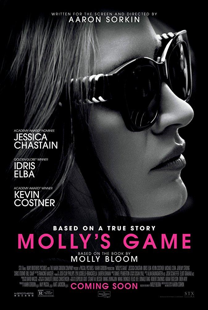 Mollys Game 2017 BRRip x264 AC3-Manning