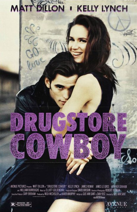 Drugstore Cowboy 1989 BRRip XviD MP3-XVID