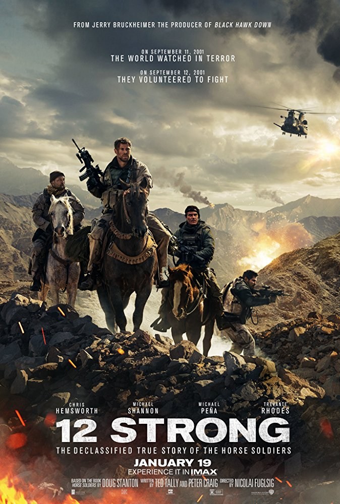 12 Strong 2018 720p WEB-DL 1GB MkvCage