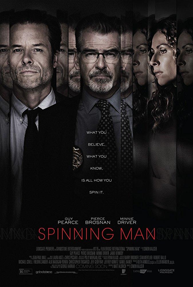 Spinning Man (2018) [WEBRip] [720p] YIFY