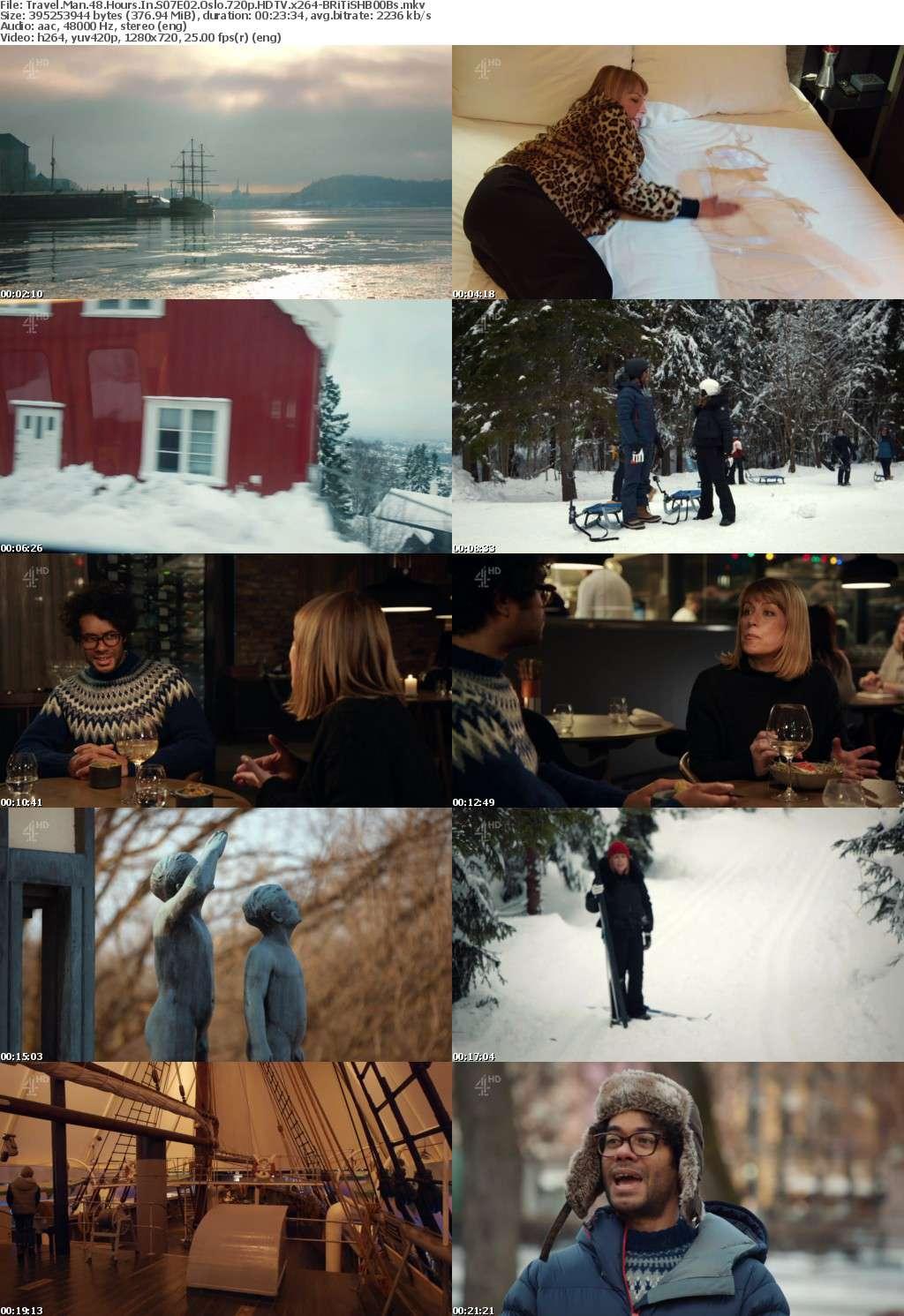Travel Man 48 Hours In S07E02 Oslo 720p HDTV x264-BRiTiSHB00Bs