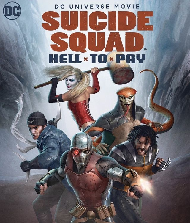 Suicide Squad Hell to Pay 2018 720p BRRip XviD AC3-XVID