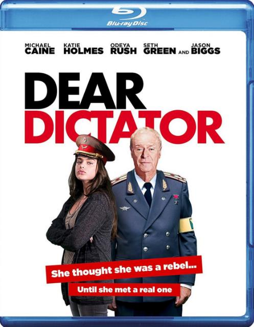 Dear Dictator (2017) BRRip x264 AC3-Manning