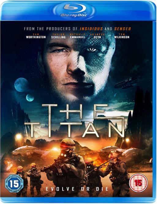 The Titan (2018) 720p WEBRIP X264 AC3-DiVERSiTY