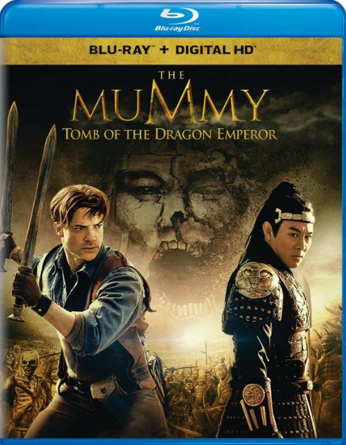 The Mummy Tomb of the Dragon Emperor (2008) 1080p BluRay x264 Dual Audio [Hindi DD5.1-English DD5.1] Esub-Ranvijay