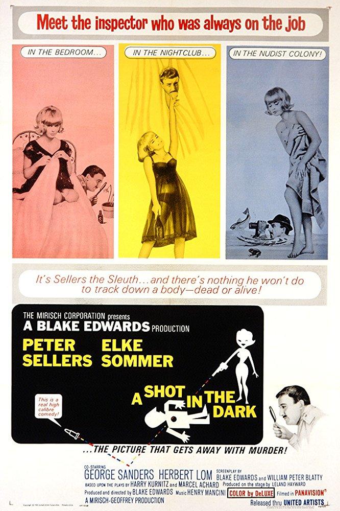 A Shot in the Dark 1964 BRRip XviD MP3-XVID