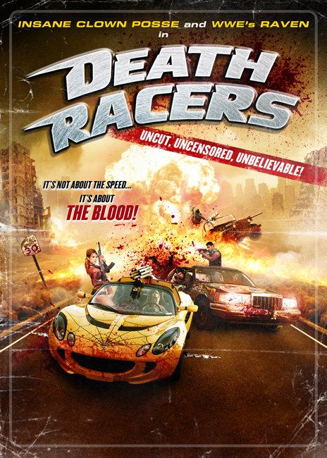 Death Racers 2008 BRRip XviD MP3-XVID