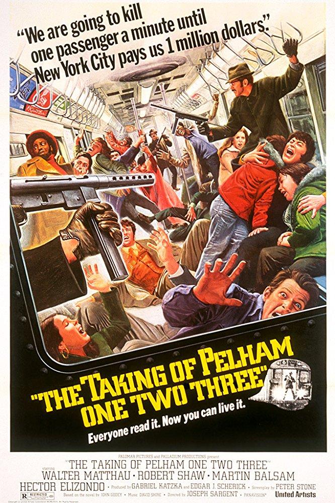 The Taking of Pelham One Two Three (1974) [BluRay] [1080p] YIFY