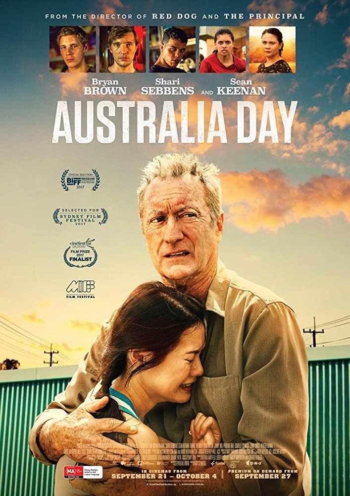 Australia Day (2017) 720p BRRip YIFY
