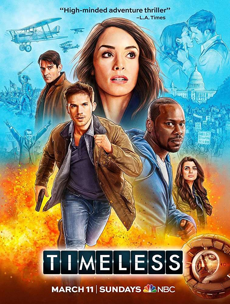 Timeless 2016 S02E06 The King Of The Delta Blues 720p AMZN WEB-DL DDP5 1 H 264-NTb