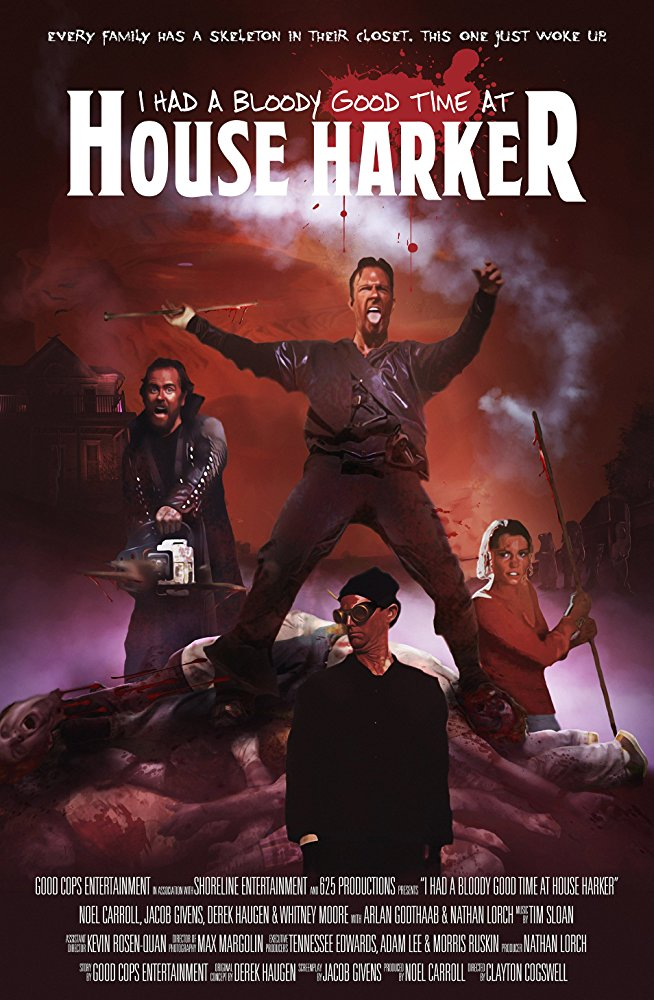 I Had a Bloody Good Time at House Harker (2016) [BluRay] [720p] YIFY