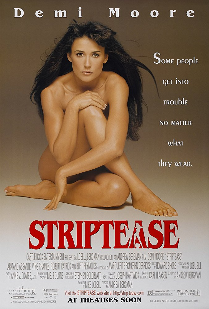 Striptease 1996 BRRip XviD MP3-XVID