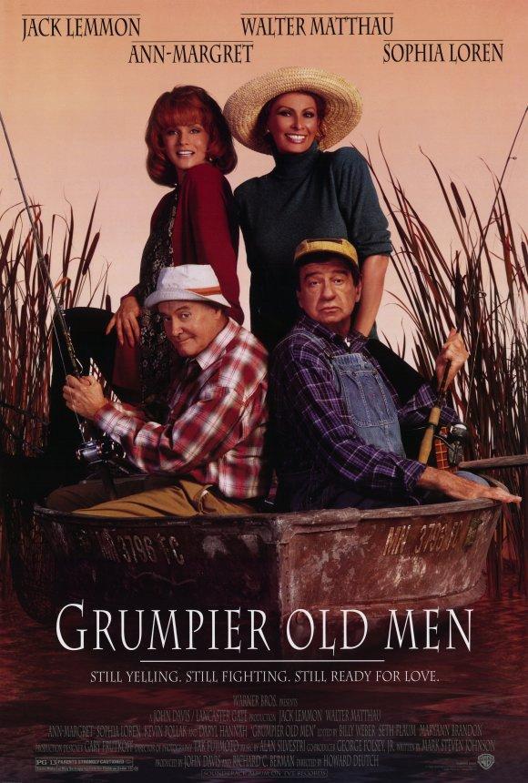 Grumpy Old Men 2 1995 DVDRIP XVID AC3-5 1-RypS