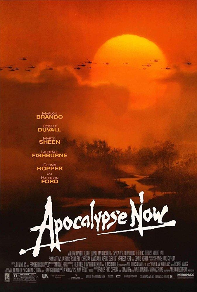 Apocalypse Now (1979) [BluRay] [720p] YIFY