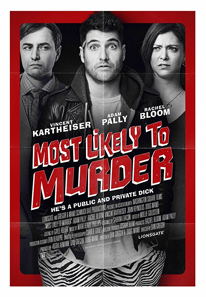 Most Likely to Murder (2018) HDRip XviD AC3-iFT
