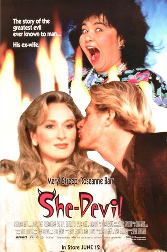 She-Devil 1989 BRRip XviD MP3-XVID