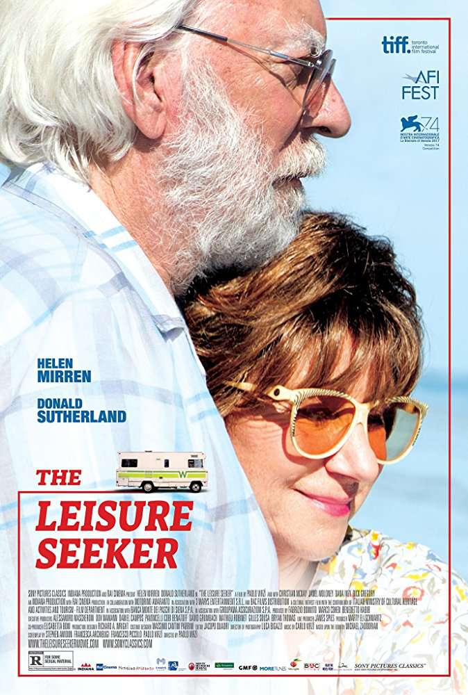The Leisure Seeker 2017 720p BRRip 800 MB - iExTV