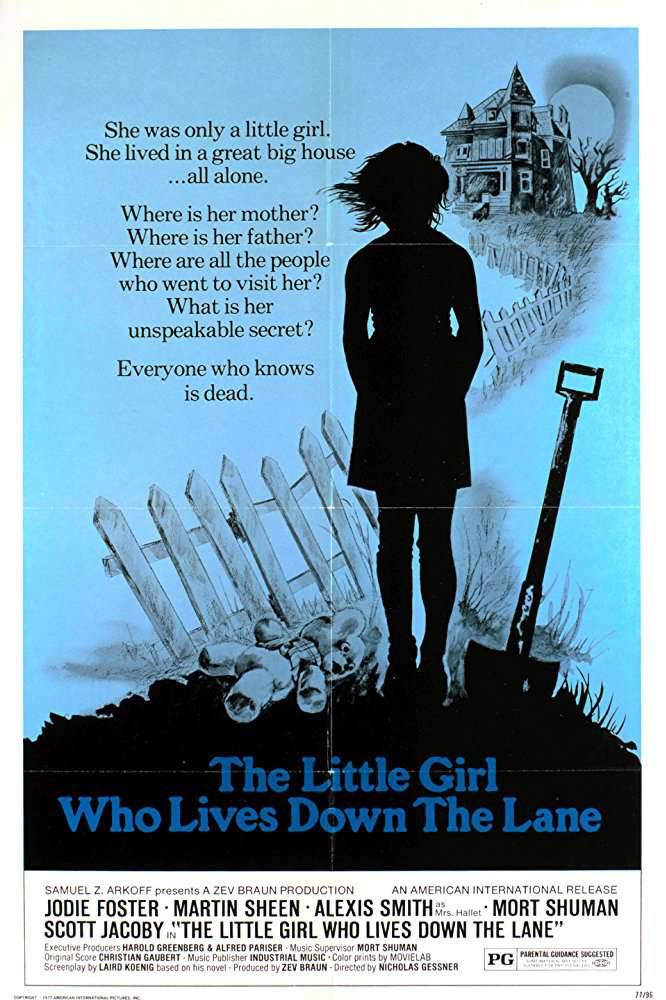 The Little Girl Who Lives Down the Lane 1976 BRRip XviD MP3-XVID
