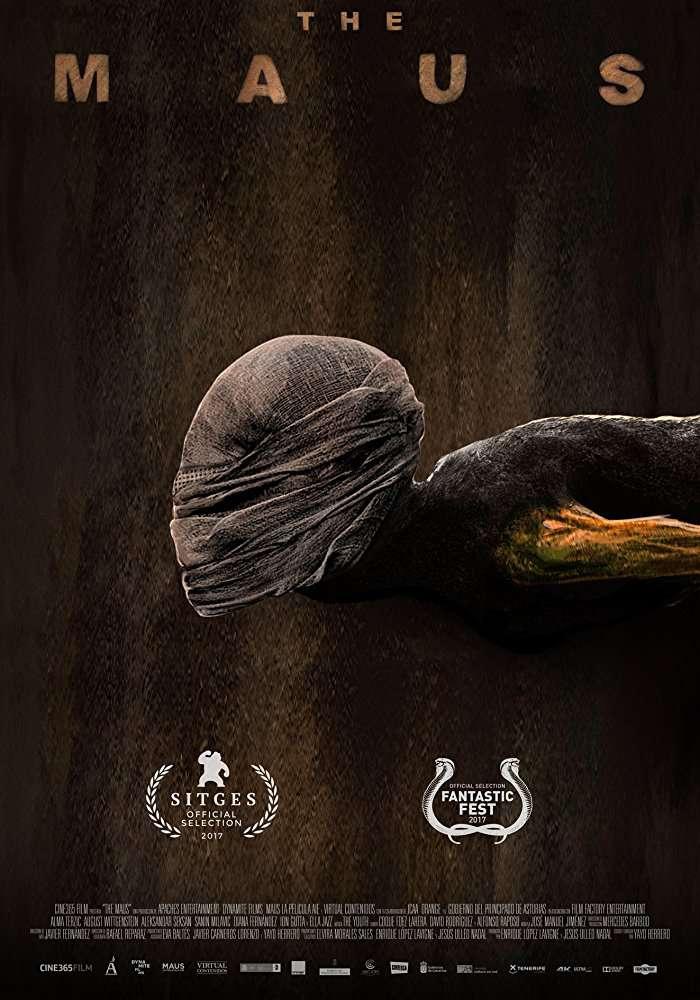 The Maus (2017) 1080p NF WEB-DL DD5.1 x264-NTG