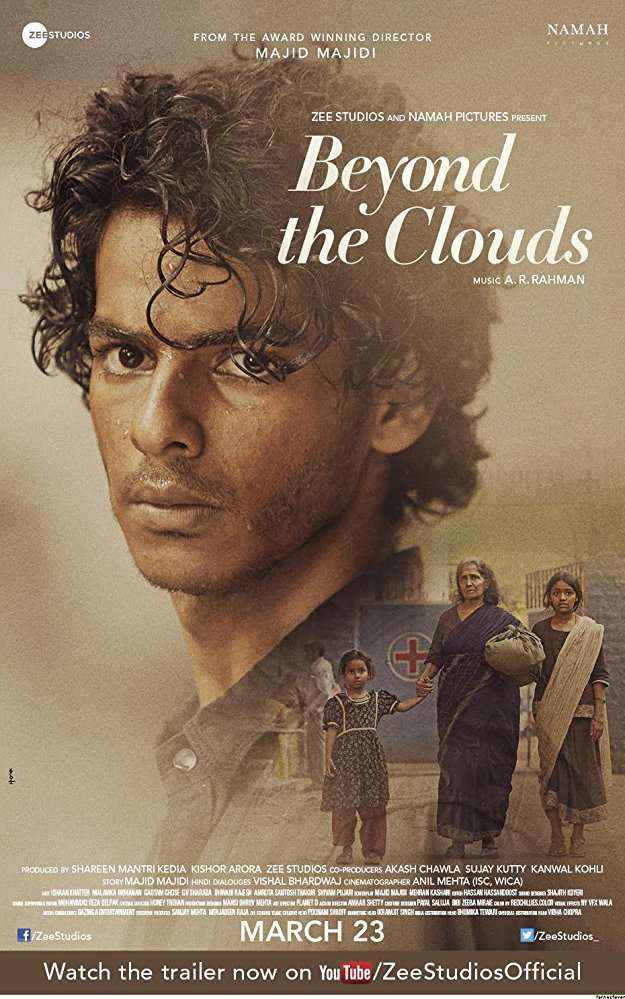 Beyond the Clouds (2018) 1-3 Desi Pre Rip x264 AC3 - DTOne Exclusive