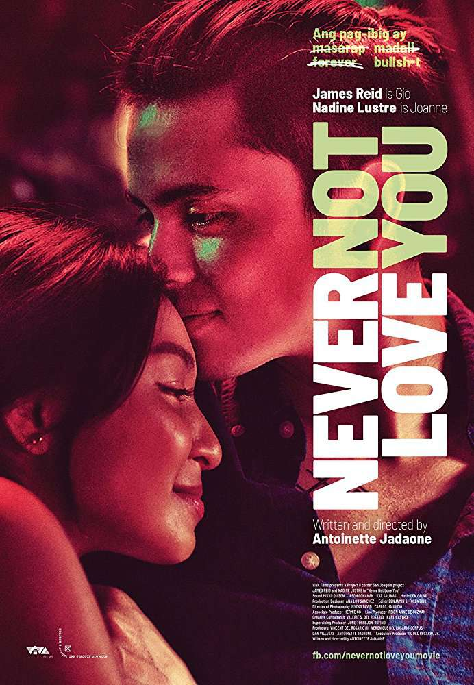 Never Not Love You (2018) CAMRip x264-DLW