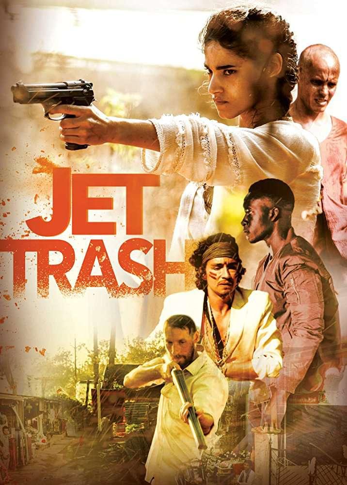 Jet Trash 2016 HDRIP AC3 X264-CMRG