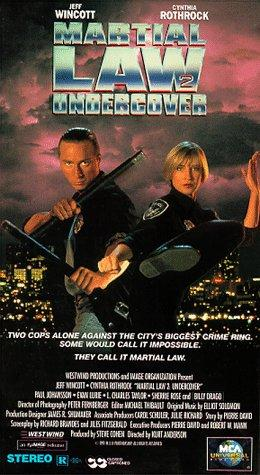 Martial Law II Undercover 1991 BRRip XviD MP3-XVID