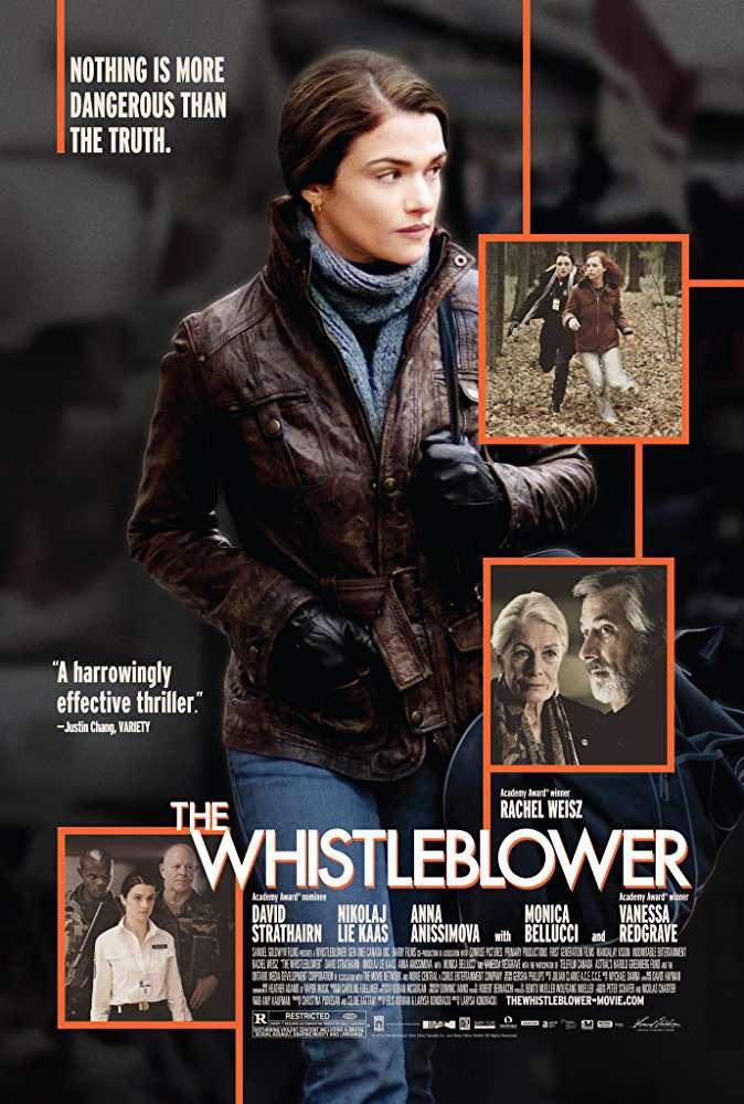 The Whistleblower 2010 720p BluRay H264 AAC-RARBG