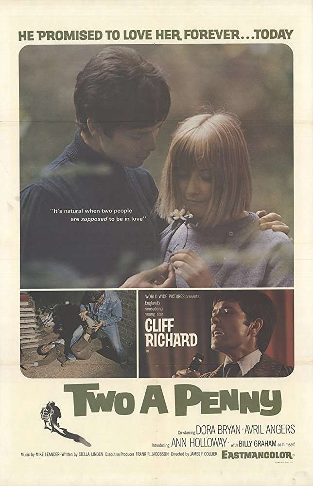 Two A Penny 1967 DVDRip XViD