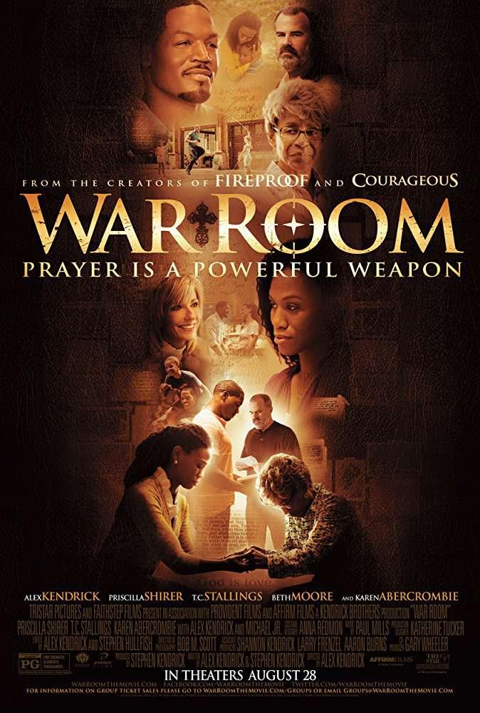 War Room 2015 1080p BluRay H264 AAC-RARBG