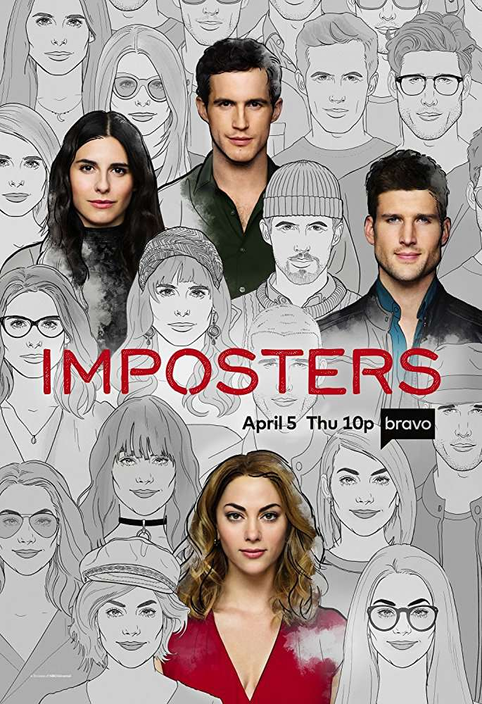 Imposters S01E04 BDRip X264-DEFLATE