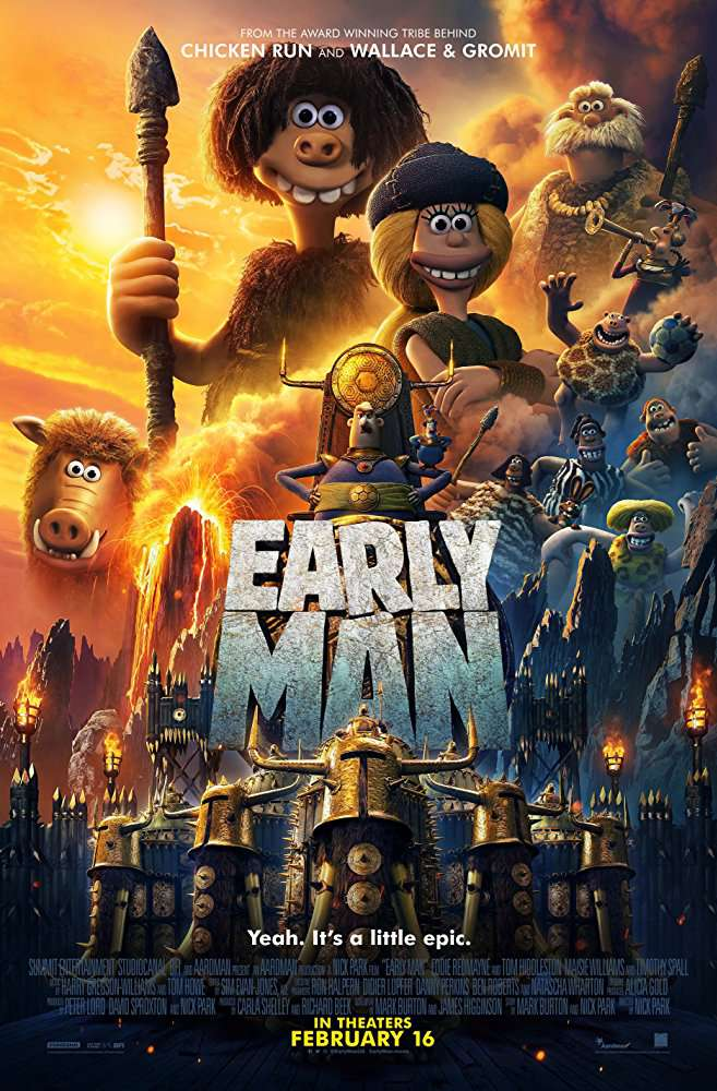 Early Man 2018 DVDRip XviD AC3-EVO[TGx]