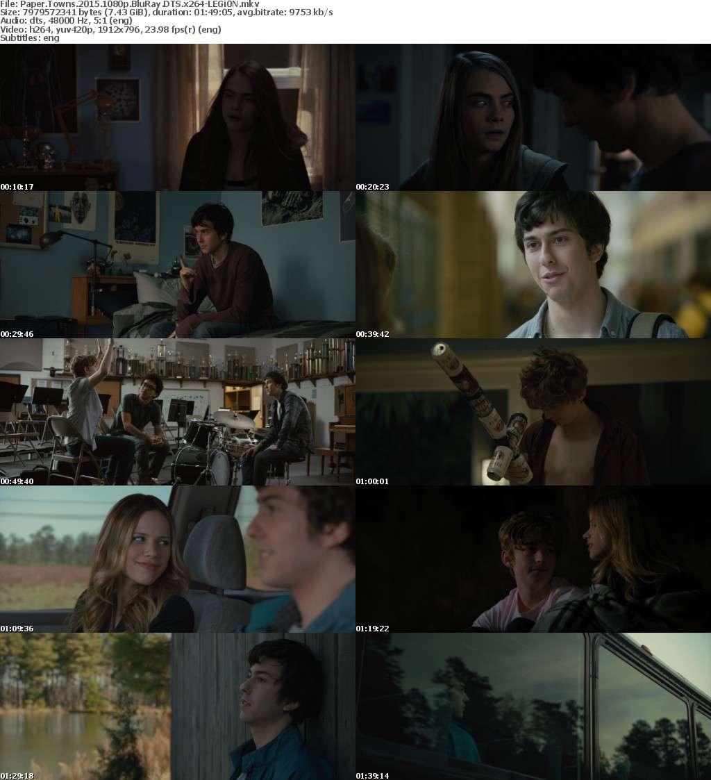 Paper Towns 2015 1080p BluRay DTS x264-LEGi0N