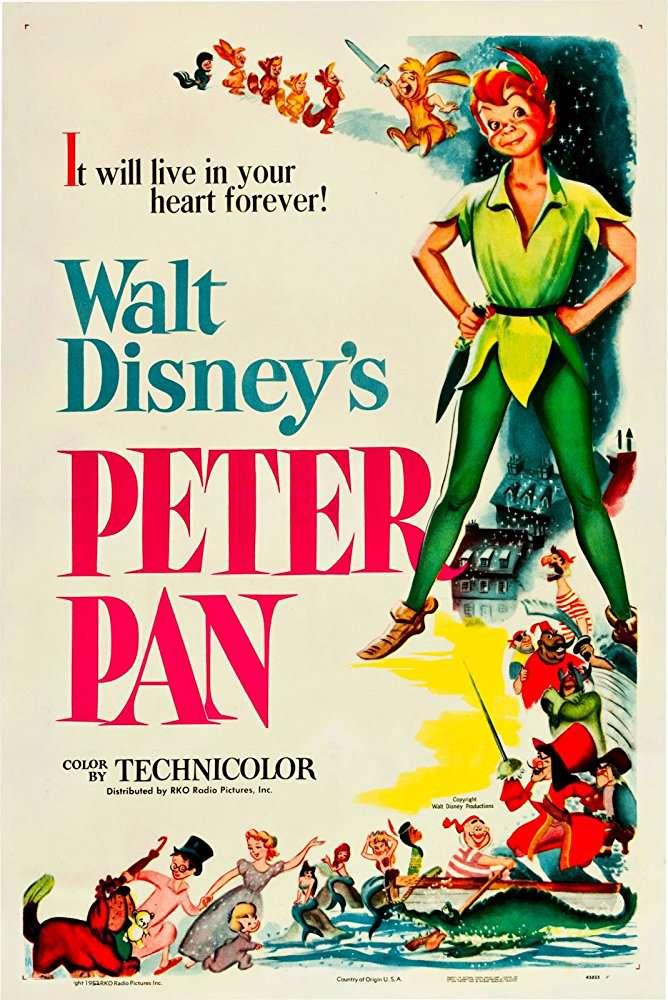 Peter Pan 1953 USA Diamond Edition BRRip 1080p AC3 H265-d3g