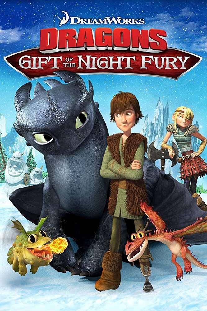Dragons Gift of the Night Fury 2011 720p BluRay x264-x0r