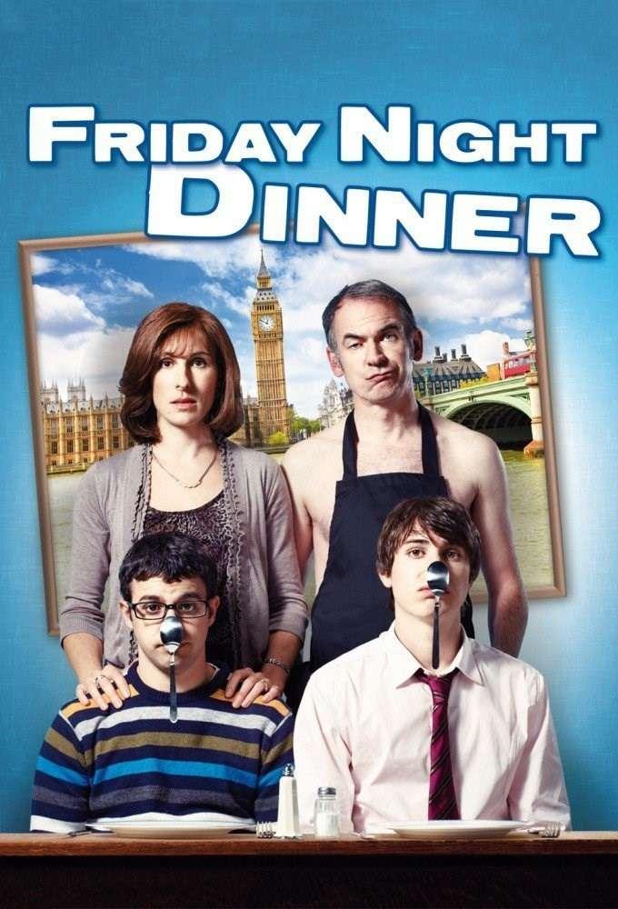 Friday Night Dinner S05E02 HDTV x264-MTB