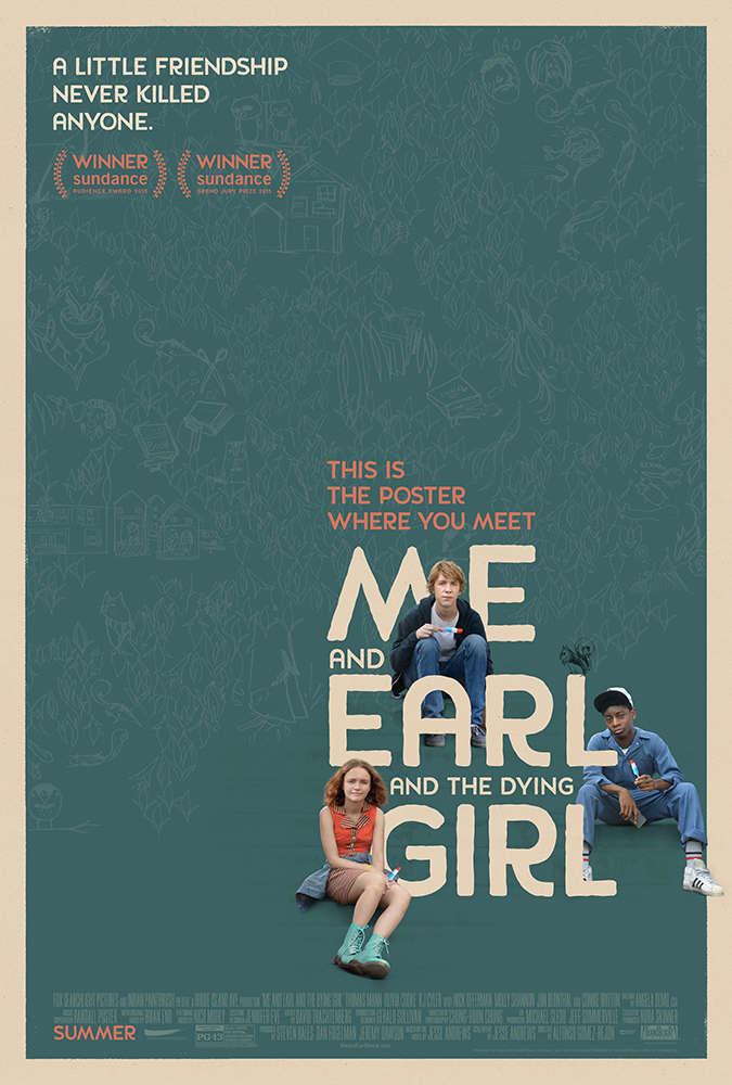 Me and Earl and the Dying Girl 2015 1080p BluRay H264 AAC-RARBG