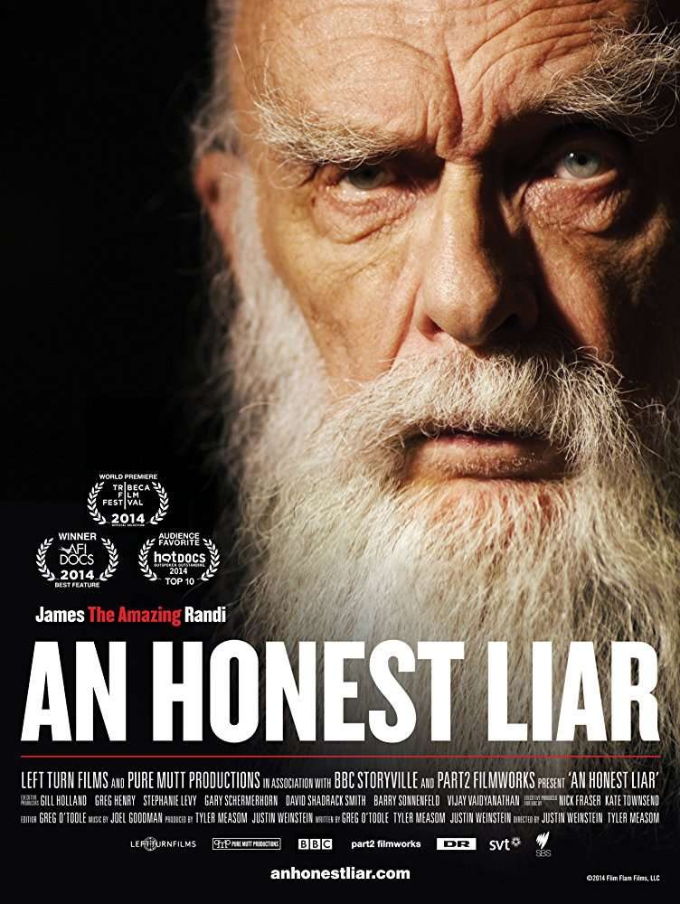 An Honest Liar (2014) [WEBRip] [1080p] YIFY