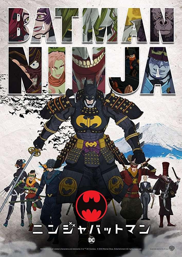 Batman Ninja 2018 720p BluRay x264-NODLABS