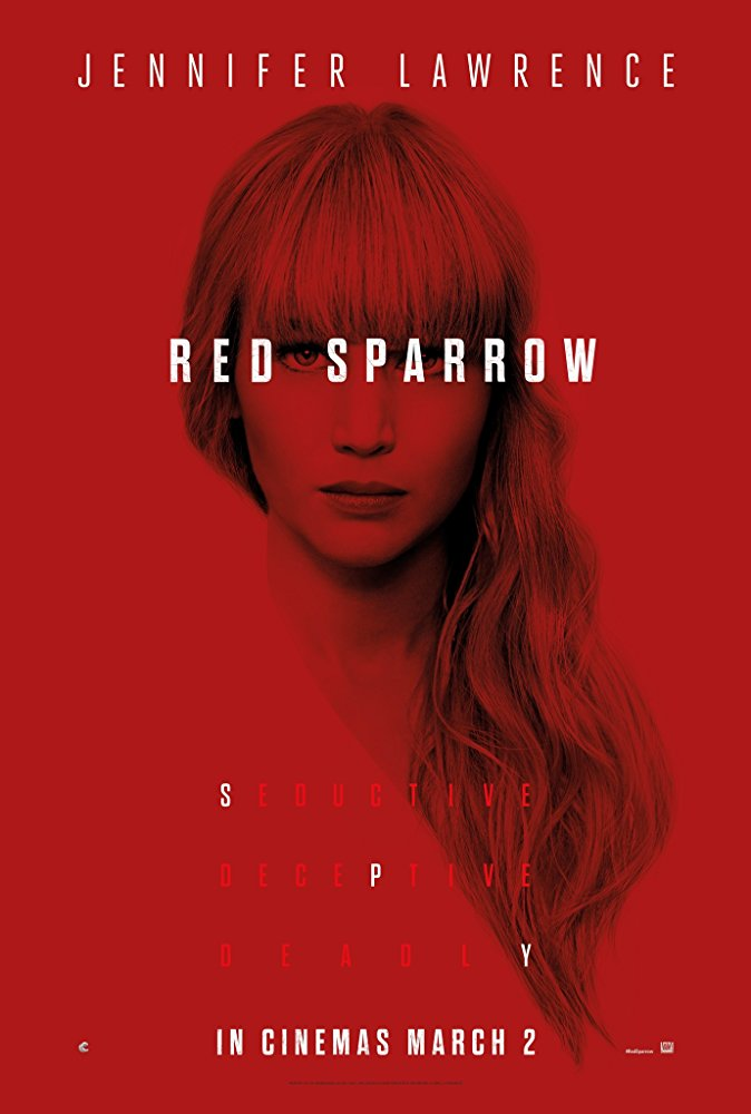 Red Sparrow 2018 BRRip XviD MP3-XVID