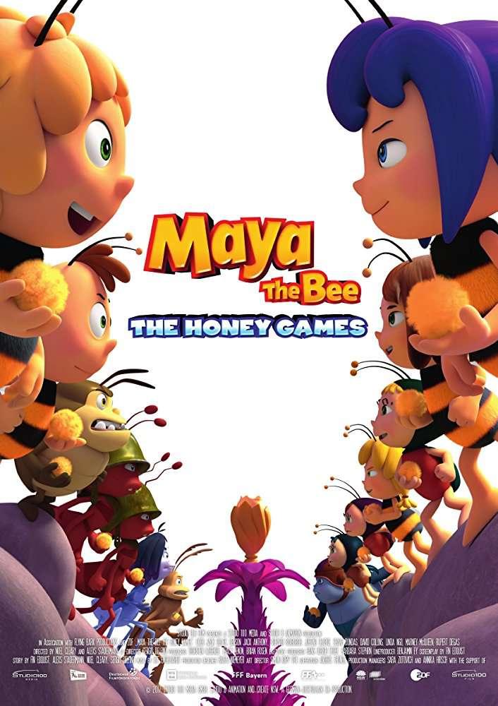 Maya The Bee The Honey Games 2018 720p BRRip x264 AC3-DiVERSiTY