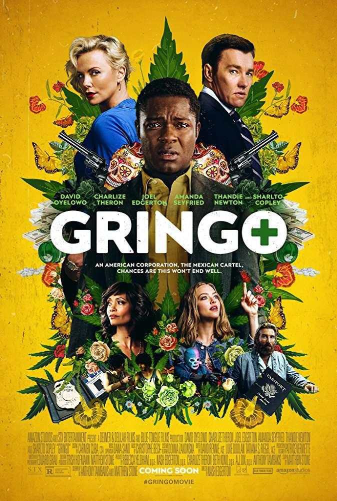 Gringo 2018 1080p WEB-DL DD5 1 H264-FGT