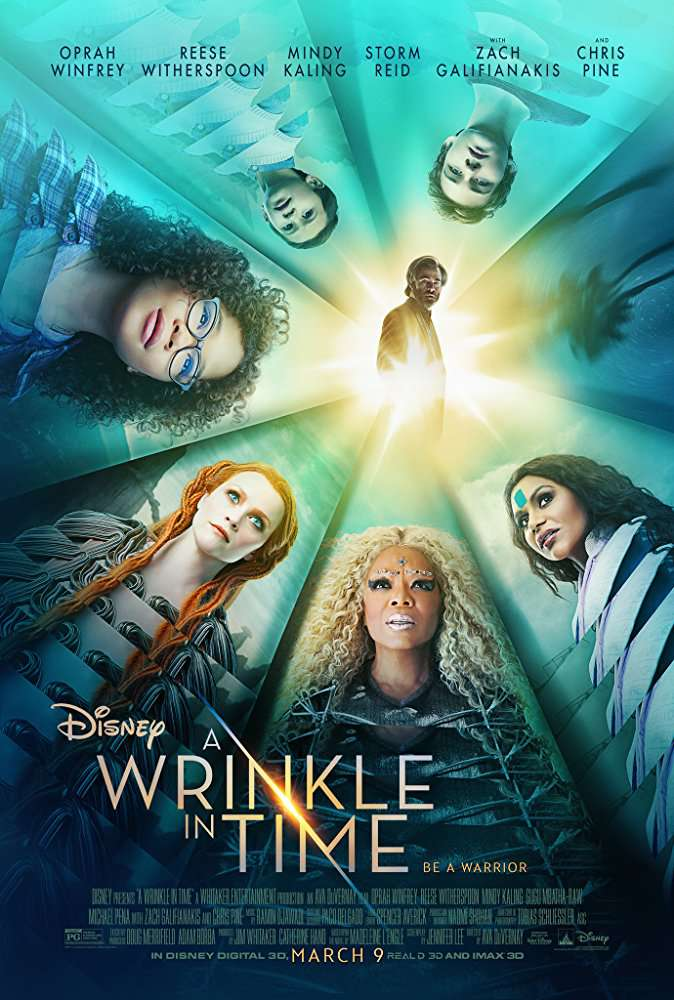 A Wrinkle in Time 2018 720p BRRip X264 AC3-EVO