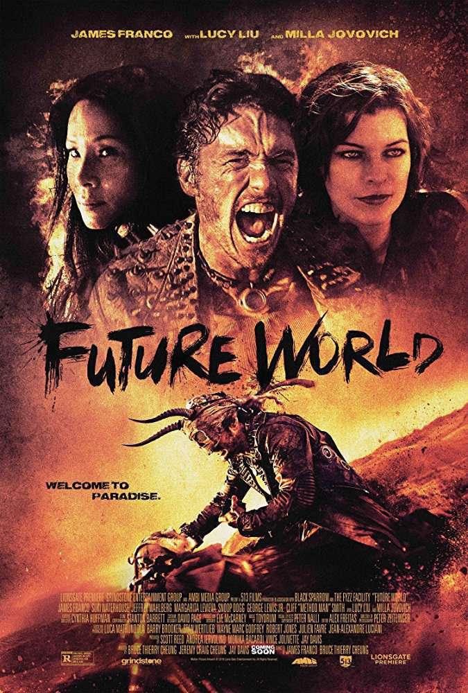Future World 2018 HDRip x264 AC3-Manning